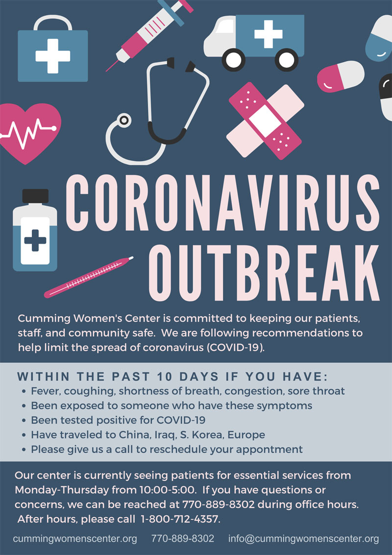 Corona Virus COVID and Pregnancy Center